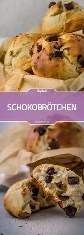 Schokoladenrolle Rezept   – No Bake Desserts Chocolate