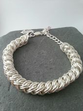 High Polished Sterling Silver Classic Bead 220 Chain 2.2mm
