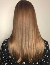 7. Soft Light Brown Balayage – hairdos