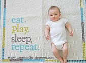 Baby Shower Songs Happy New Year to all, and welcome to the 43rd Free Pattern Day  at Quilt Inspir...