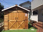 16 Gorgeous Boathouse Garden Sheds  – Tiny House