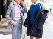 7 Things You Cant Wear in NYC in the Winter #Fashion #Trend #OOTD #Model