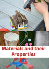 Materials and their properties - Key Stage 1 <a href=