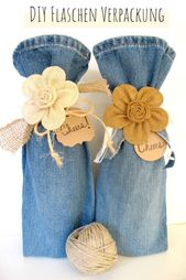 27 upcycling ideas for your old jeans!