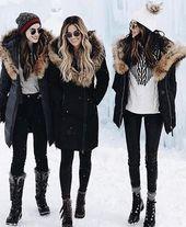 ᵛᴬᴿᵀᴬᴾ✨cute winter outfits
