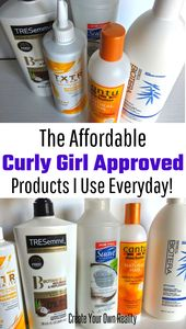 My Finances Curly Lady Authorised Merchandise