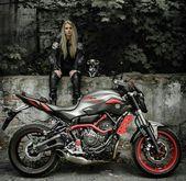 Step Rocket Photography Fotoideen #Fotoideen #Scritt Rocket Photography   – Motorcycle girl