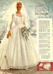 1960 S Wedding Catalog Bing Images Vintage Bridal Fashion Wedding Gowns Vintage Wedding Dresses