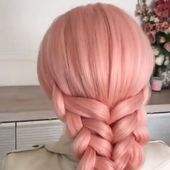 10 beautiful braided hairstyles that you will love: the latest trends in hairstyle for 2019