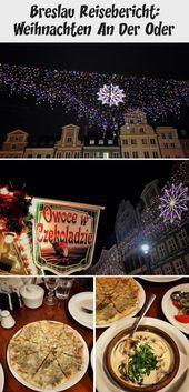 Breslau Reisebericht: Weihnachten An Der Oder – DE – Reisen