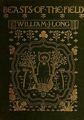 & # 39; Bêtes du champ & # 39; par William J. Long; illustré par Charles Copelan …   – Victorian & Vintage