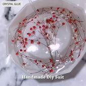 Handmade Crystal Glue Mold Set  – Epoxidharz ideeen