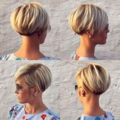 Best Short Bob Haircuts of 2017