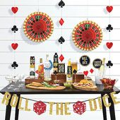 Casino Theme Party Supplies | Party City