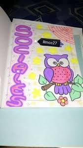 Resultado De Imagen Para Imagenes Para Marcar Cuadernos Para Ninas Faciles Cuadernos Creativos Marcas De Cuadernos Como Marcar Cuadernos