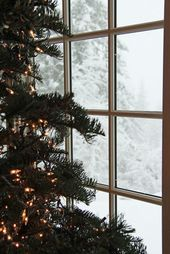 Christmas with a view.