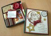 5 Minuten. Auszeit in der Box – Weihnachten offen …