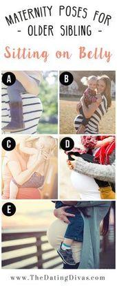 50 Ideen für Mutterschaftsfotos   – Kinder Fotoshooting
