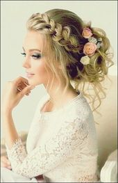 25 coiffures de mariage vintage belles et classiques