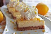 Lemon Pie Bars über mannadonn.blogspo …