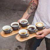 35+ Awesome Man Make Coffee Photography Ideas