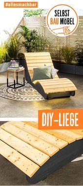 DIY-Liege selber bauen
