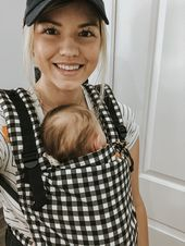 Baby Carrier How to Adjust Your Free to Grow Tula Baby Carrier From it's Factory Settings...