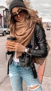 15 Cute and Casual Fall Outfit Ideas 2019