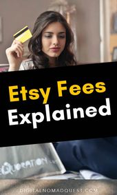 How Much Does it Cost to Sell on Etsy? Etsy Fees Explained