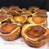 Receta de pasteles de arroz de Bilbao   – Gastronomía de España | Spanish Recipes