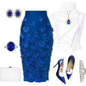 outfit 2371 door natalyag op Polyvore met Aganovich, Ermanno Scervino, Manol …   – Mode