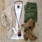 49 Trending Informal Fall Girls Outfits To Look Incredible