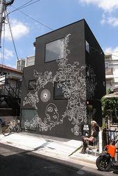 Epingle Par Patricia Candia Sur Wall Art Design Salon Deco Facade Maison Peinture Facade