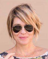 Wenn ich wieder zu kurzen Haaren gehe – #Haar #messy #Short – New Site
