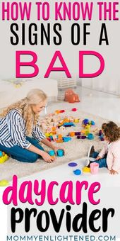 If your baby or toddler is in daycare it  s import #childcare #daycare #mommyenl…
