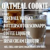 Fireball Whisky Rezept – My Festivies Shot ??????? – Foodie inspiration