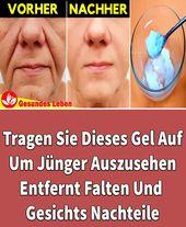 Photo of Breng deze gel aan om er jonger uit te zien || Rimpels en vlekken op het gezicht verliezen