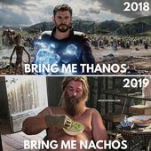 "UpdateFreak.com on Instagram: ""Thor Transformation 🤣 . .  We cover updates from @marvel | @dccomics | @netflix | @gameofthrones . . Follow – @update.freak . .…"""
