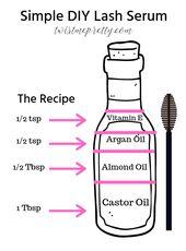 So stellen Sie Ihr eigenes Wimpernwachstumsserum her – ein einfaches DIY-Rezept So stellen Sie …   – Hairstyle