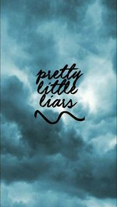 Wallpaper Tumblr Pretty Little Liars!! Papel de parede tumblr PLL!!! Segue aí p…