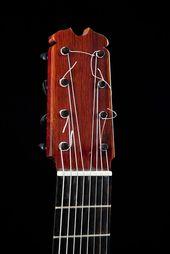 Pin On 8 String Flamenco Blanca Guitar Italian Alpine Spruce And Cypress