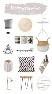 With these 6 tips, you can set up your home inspired by Skandi Style