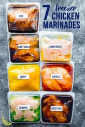 6bbd54beb330c408fb1c9ae3f90d38fd 7 chick marinate dishes you can easily ice up. This message reveals you specifically just how to ma ...