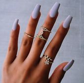 """KISS imPRESS """"BELLS & WHISTLES"""" MATTE Press-On Color Nails by Broadway – Nails"""