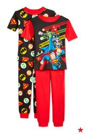DC Comics Boys Green Lantern Chosen One Toddler Pajama Set
