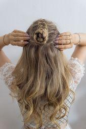 Frisuren bei dirndl