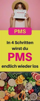 So wirst du PMS endlich los Wechselt dein Leben zwischen guten und schlechten Wo…