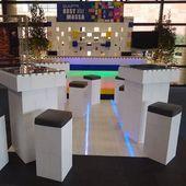 Everblocks UK – Modulare Bausteine auf Instagram gepostet: #chair #seat #stool …   – DIY Furniture