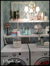 Laundry room redo  038  TJ Maxx  Home Goods gift card giveaway Laundry room redo…