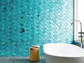 20 Fresh Bathroom Tile Trends to Look for in 2017 — HGTV